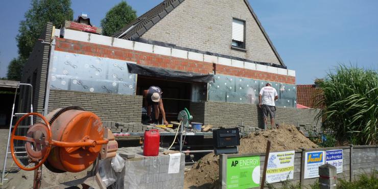 Verbouwingen - uitbreidingen en renovaties